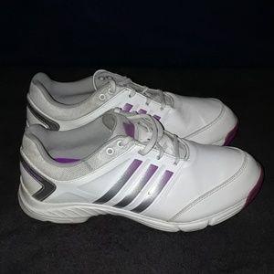 Adidas Golf Shoes 46902 Womens Sz 6